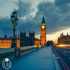 Big Ben at night, London Pixerstick Sticker - Themes Big Ben, London Eye, London City, Lake District, Rafting, Edinburgh, Brighton, The Places Youll Go, Places To Visit