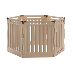 Richell Convertible Indoor/Outdoor Pet Playpen, Large, Soft Tan/Mocha -- More info could be found at the image url.