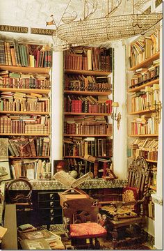 A serious library