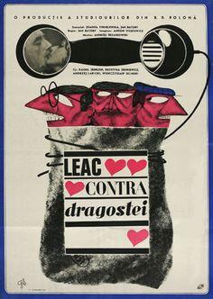 polish poster , Maciej Raducki , 1966