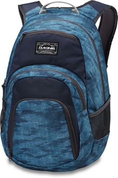 ac44bc1566 Dakine Backpack - Campus 33L Stencil Palm - Laptop School Bag Pack -  Stratus (eBay
