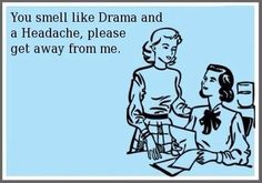 Yup, too many people like too much drama.