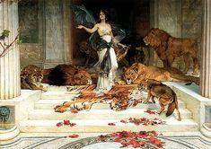 En la mitología griega, Calipso (en griego Καλυψώ, 'la que oculta') era, según Homero, el nombre de una bella hija del titán Atlas, que reinaba en la hermosa isla de Ogigia.