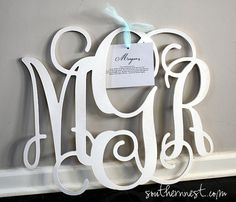 Bridesmaid Gifts/Maid of Honor GiftLarge 18 by charminglittlenest, $46.00