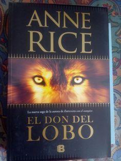 El don del lobo de Anne Rice