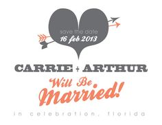 #Save the date #Invitation #Wedding