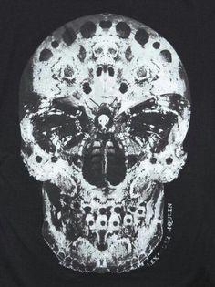 Alexander McQueen Skull design