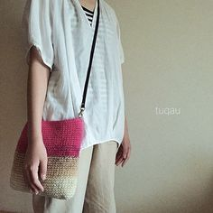 crochet bag by audra