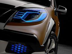 Renault Sandero Stepway LED Headlights