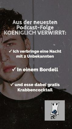 Mein erstes Mal im Bordell | Koeniglich Verwirrt #39 • Laurel Koeniger Movies, Movie Posters, First Time, Confused, Films, Film Poster, Cinema, Movie, Film