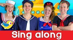 Sing Along - Submarine - Kids Song with Lyrics!
