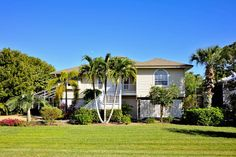 Check out this beautiful home in the Dunes Golf Course Community on Sanibel Island