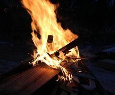 Fire is beautiful