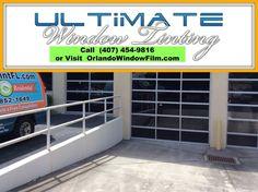 Orlando Window Film - Graffiti protection window film
