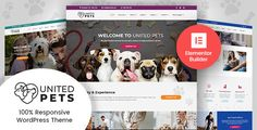 If you seek to build a cute responsive website for your modern pet store, veterinary clinic, dog training classes, animal shelters and pet hotels, dog/cat. Pet Hotel, Dog Training Classes, Pet Clinic, Cat Dog, Best Templates, Pet Store, Dog Walking, Doge, Wordpress Theme