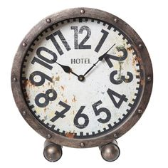 Hotel Table Clock