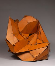 Gregory Whyte : 'Tryptophan Haze' Series(Sculptures)