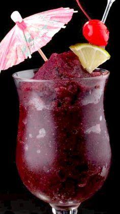 Frozen Blueberry Daiquiri Recipe