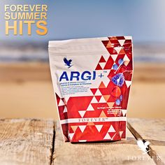 During those active summer days, ARGI+ will boost your energy! ARGI+ comes in handy one serving sticks so you can bring it wherever you go. #ForeverSummerClassics