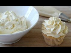 Buttercream Icing Recipe / How to Make Perfect Buttercream Frosting - YouTube