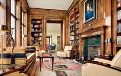 World's 93rd Richest Person Buys $88M 15 CPW Penthouse