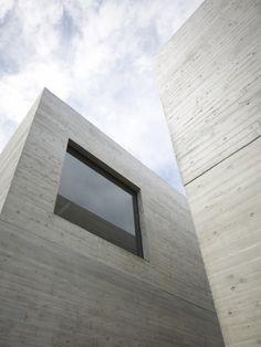 Detalles de buenos acabados de hormigón visto de la arquitectura japonesa