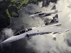 This HD wallpaper is about military, military aircraft, Swedish Air Force, Gripen, Original wallpaper dimensions is file size is New Aircraft, Fighter Aircraft, Fighter Jets, Military Jets, Military Aircraft, Saab Jas 39 Gripen, Brazilian Air Force, Swedish Air Force, South African Air Force