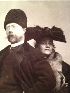 Carl and Karin Larsson Carl Larsson: (1853-1919), painter