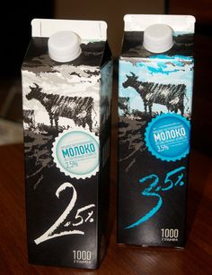 great milk #packaging PD