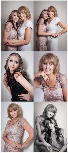 Angela Vidal Photography - Mother & Daughter Portraits