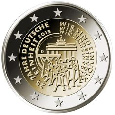 Euro Währung, Euro Coins, Legal Tender, Gold Money, Commemorative Coins, World Coins, Money Matters, Postage Stamps, Germany