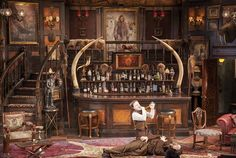 Pan Scenic Design - Google Search