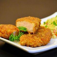 Parmesan Panko Pork Chops