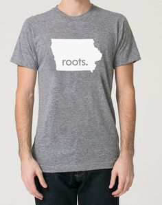 Iowa Roots - a solid foundation!