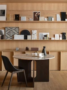 A timeless source of inspiration and a co-working spot for architects, designers and creatives – material library is a…