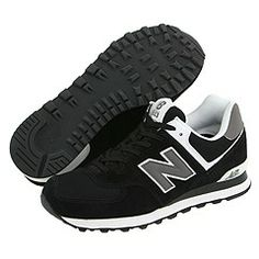 brand new 603dd 9e2a1 New balance classics m574 black grey white