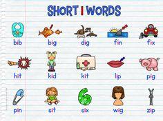 Vista previa en miniatura de un elemento de Drive Short I Words, Alphabet Pictures, Phonics Games, Short Vowels, Kits For Kids, Shutterfly, Puzzles, Kindergarten, Learning