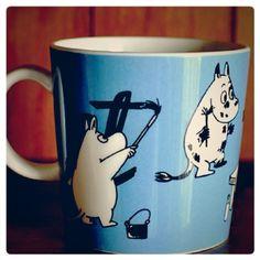 Moomin Mugs, Troll, Cups, Kawaii, Paintings, Tableware, Decor, Baby Brothers, Mugs