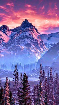 Fantasy Landscape, Winter Landscape, Abstract Landscape, Landscape Paintings, Landscape Photos, Winter Wallpaper, Scenery Wallpaper, Mountain Wallpaper, Beautiful Landscape Wallpaper
