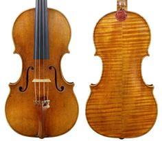 Lobkowicz Brothers Amati violin 1617