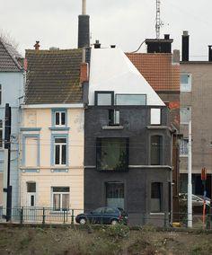 House G-S, GRAUX & BAEYENS ARCHITECTS