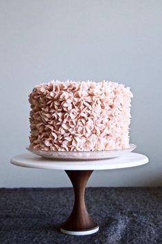 Strawberry buttercream icing