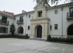 Mediterranean mansion - Dallas, Texas