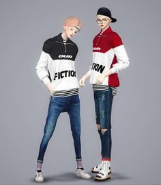 89 Best Sims 4 CC Clothes (Male) images in 2018   Male
