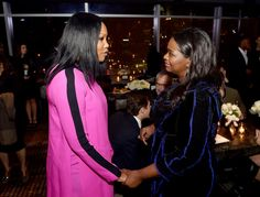 Garcelle Beauvais & Octavia Spencer