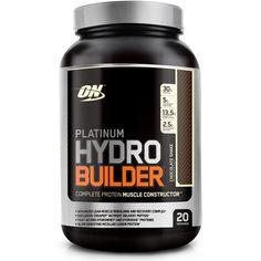 Platinum Hydrobuilder 1040 г от Optimum Nutrition. В магазине спортивного питания FitKing.ru!