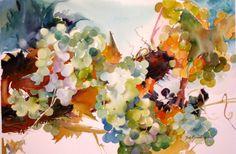 Judy Greenberg watercolor