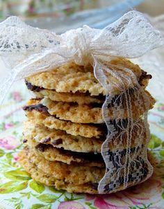 Ma Blogeria: ~~ עוגיות סנדוויץ קוואקר שוקולד ~~