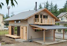 みんなの家 | 施工事例 | 八ヶ岳・長野・山梨・群馬・関東で自然素材の注文住宅なら工務店「アトリエデフ」