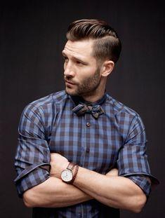 #style #stylish #tattoo #menstyle #menswear #mensfashion #malefashion #moustache #suit #tie #fashion #classy #beard #bowtie